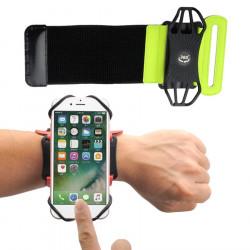 "Husa universala de telefon pentru antebrat 6"" - verde"