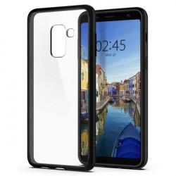 Bumper Spigen Samsung Galaxy A8 2018 Ultra Hybrid - Matte Black