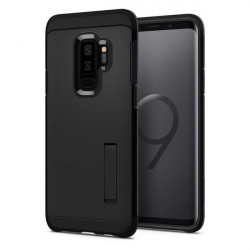 Bumper Spigen Samsung Galaxy S9 Plus Tough Armor - Black