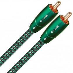 Cablu audio 2RCA - 2RCA AudioQuest Chicago, 1m