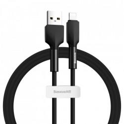 Cablu Baseus conectivitate USB la Lightning 2.4A - 1m