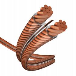 Cablu de boxe cupru 2.5mm Inakustik Excellence cu tehnologie MSR, Cod 0060242