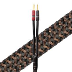 Cablu de boxe High-End cu mufe banana Audioquest StarQuad Type 5, lungime 2.5m (pereche)