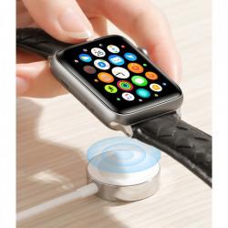 Cablu Joyroom wireless Qi charger pentru Apple Watch 1,2 m white (S-IW001S)