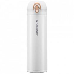 Cana termica Spigen Mannhart B203 - alb