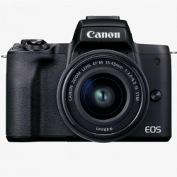 CANON EOS M50 MKII BK KIT M15-45 IS STM