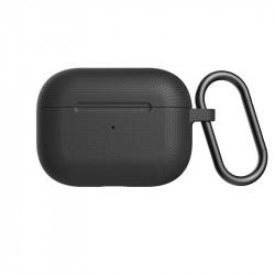 Carcasa antimicrobiana UAG U Silicone Apple AirPods Pro negru