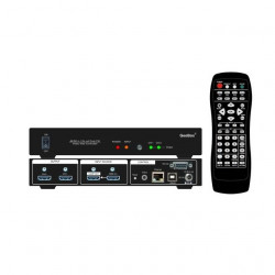 Controler videowall 1 in, 2 out, 4K, UHD, G406S