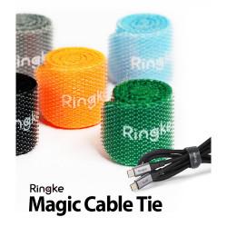 Curea arici velcro Ringke pentru cabluri de date (set 10 buc)