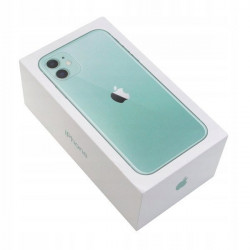 Cutie IPHONE 11 GREEN 64GB BOX
