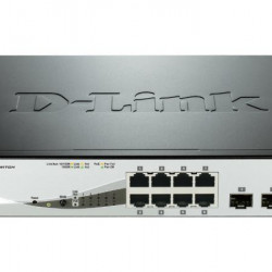 DLINK SW 6P-GB POE 2CMB SMART RM