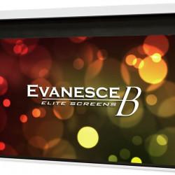 Ecran de proiectie electric, 265.7 x 149,4 cm, incastrabil in tavan, EliteScreens Evanesce B, Format 16:9