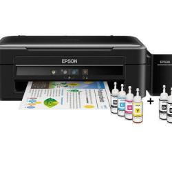 EPSON L3250 CISS COLOR INKJET MFP
