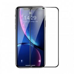 Folie de protectie din sticla, Baseus pentru iPhone 11 / XR, negru SGAPIPH61-AJG01