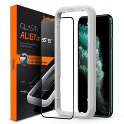 Folie protectie Spigen Alm de sticla iPhone 11 Pro Max