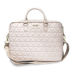 """Geanta laptop 15inch Guess GUCB15QLPK 15"""" Quilted"""