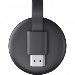 Google Chromecast 3 Video Negru