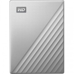 "HDD Extern WD My Passport Ultra 4TB, 2.5"", USB-C, Gri"