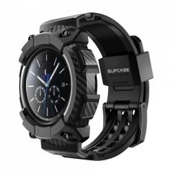 Husa + bratara Supcase pentru Samsung GALAXY WATCH 3 45MM BLACK