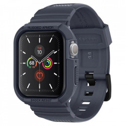 Husa protectoare Spigen Rugged Armor PRO Apple Watch 4/5 (44MM) - gri