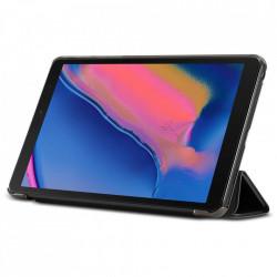 Husa Samsung Galaxy Tab A 8.0 2019 T290/T295 Spigen Smart Fold Cu Suport Stylus Pen - Black
