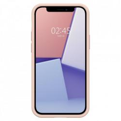 Husa Spigen Cyrill Color Brick, pentru iPhone 12 Mini, roz