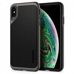 Husa Spigen Neo Gybrid iPhone XS Max - gunmetal