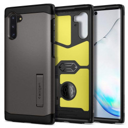 Husa Spigen Tough Armor Samsung Galaxy Note 10 - gunmetal
