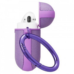 Husa Spigen Urban Fit Apple Airpods - violet
