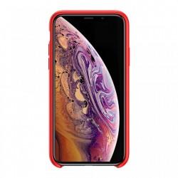 Husa telefon din silicon, Baseus Original LSR, pentru iPhone XR, rosu