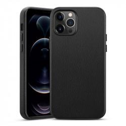 Husa telefon ESR Metro Premium, black - iPhone 12/12 Pro