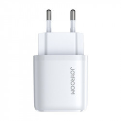 Incarcator priza Joyroom USB Type C / USB 20 W Power Delivery Quick Charge 3.0 AFC SCP white (NRT-DY139E)