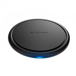 Incarcator wireless BlitzWolf BW-FWC5 10W , negru