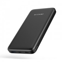 Powerbank 10000mAh BlitzWolf BW-P9 QC 3.0, Power Delivery, 18W