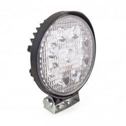 Proiector LED auto AWL06 9 LED FLOOD 9-36V