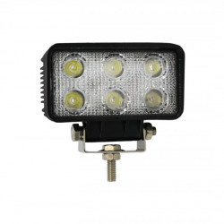 Proiector LED bar AWL02 6 LED PLAT 9-60V