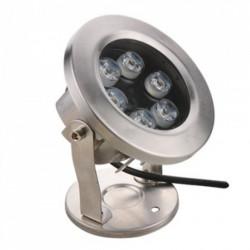 Proiector LED RGB Fantana/Piscina, Ø120mm ,6W, IP68