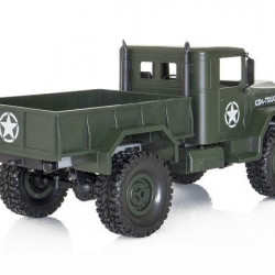 RC Funtek CR4 1:16 model 4WD verde