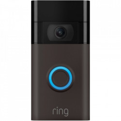 RING Sonerie Video Doorbell (2nd Gen) Venetian Bronze Aramiu
