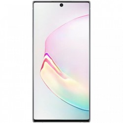 SAMSUNG Galaxy Note 10 Plus Dual Sim 256GB LTE 4G Alb Aura Snapdragon 12GB RAM