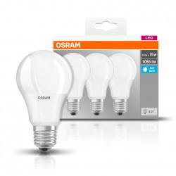 SET 3 BECURI LED OSRAM 4058075819573