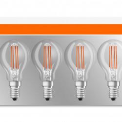 SET 5 BECURI LED OSRAM 4058075090668