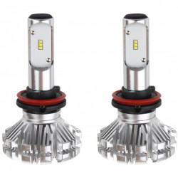 Set becuri LED H8/H9/H11 SX Series AMiO
