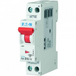 Siguranta automata Eaton PLN4-C20/1N - 1 pol 20A
