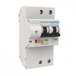 Siguranta WDYK POW63 WiFi Smart 2P Circuit Breaker (MCB) (max. 63A) cu contor de putere si protectie la suprasarcina