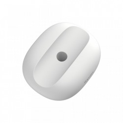 Stand pentru Apple Pencil ( stylus) + capac protector, Baseus AP , alb