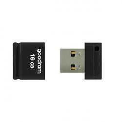 Stick USB 16 GB USB 2.0 20 MB/s (rd) - 5 MB/s (wr) flash drive black (UPI2-0320K0R11)