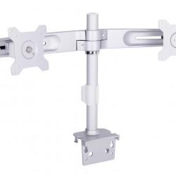 Suport 2 monitoare pentru stand mobil medical, Multibrackets 4665