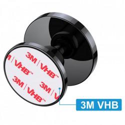 Suport magnetic universal, Joyroom black (JR-ZS261)