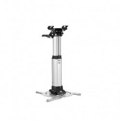 Suport tavan videoproiector Vogel's PPC2585, reglabil, max. 30 kg, argintiu
